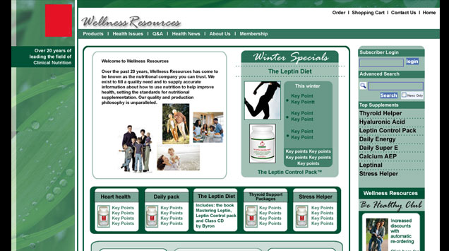 web-wellness